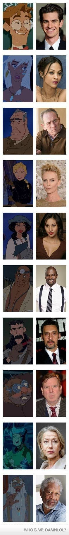 ...Or Eddie Murphy Could Just Play All The Roles - Damn! LOL