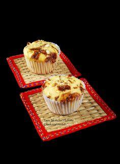 Twix Blondie Muffins