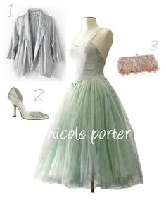 Tutorial: Romantic Four-Layer Tulle Skirt Posted on November 1, 2011 DIY & Crafts, Featured ballet, romantic, sewing, skirt, tulle, tutu Com...