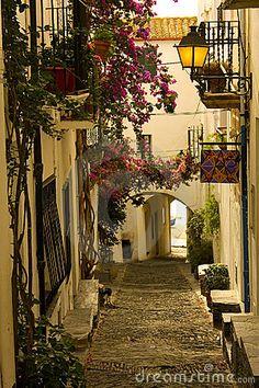 Street | Spain