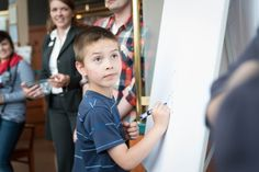 Qubus hotel organized a special education workshop for children