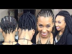 2X MAMBO FAUX LOCS [Video] - http://community.blackhairinformation.com/video-gallery/braids-and-twists-videos/2x-mambo-faux-locs-video/