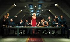 And now my true nerd nature is revealed- really enjoying watching Battlestar Galactica on Netflix Streaming. If you've run out of things to watch, i recommend it.