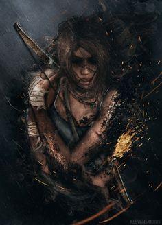 Tomb Raider Reborn Contest by Keevanski.deviantart.com on @deviantART