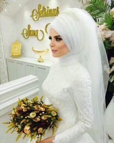Muslim Wedding Gown, Muslim Wedding Dresses, Wedding Hijab, Bridal Dresses, Bridesmaid Dresses, Hijab Bride, Hijab Style Dress, Arabic Dress, Gowns
