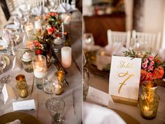 table numbers - photo by Cynthia Rose Photography http://ruffledblog.com/relaxed-destination-wedding-in-tulum