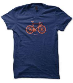Bike Tee. I would love this.