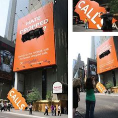Here are the Best 100 Guerilla Marketing examples I've seen. Guerrilla Marketing (Guerilla Marketing) takes consumers. Creative Advertising, Guerrilla Advertising, Advertising Campaign, Advertising Design, Advertising Ideas, Street Marketing, Viral Marketing, Marketing And Advertising, Email Marketing