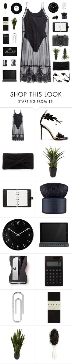 """I want money power and glory"" by loasanchez ❤ liked on Polyvore featuring H&M, Francesco Russo, Reiss, Holga, Mulberry, NARS Cosmetics, Logitech, Monkey Business, CASSETTE and Muji"