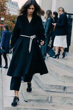 Street Style Chic: Isabelle Kountoure