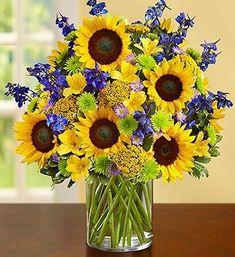 Boston Florist Machusetts Flower Central Square Sunflower Fl Arrangementssummer
