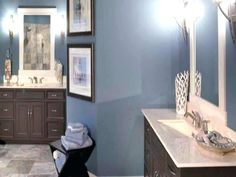13 Best Blue Brown Bathroom Images On Pinterest Paint Colors R Color Palette And Bath Room