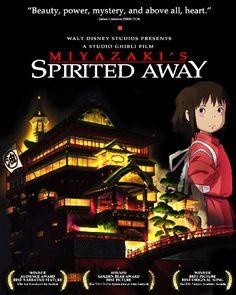 Spirited Away | Spirited Away (2001) haunts Scary Movie Saturday.