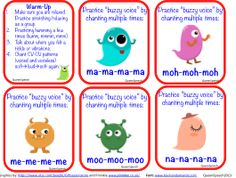 Can you keep it down? Voice Monsters on the Prowl! | Smart Speech Therapy LLC