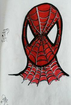 Spiderman (Monica Klant)