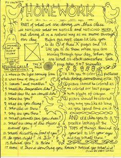 Dear Unthinkable Mind Class, Here is the hand-out for our class last Wednesday, January Professor Lynda Barry Unthinkable Mind of Wisconsin-Madison Lynda Barry, Animation Classes, Artist Sketchbook, What The World, Smash Book, Art Therapy, Project Life, Journaling, How To Draw Hands