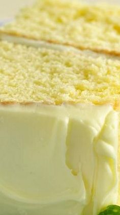 Lemon Drop Cake.