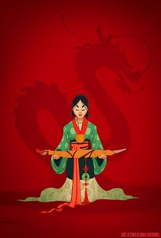 Mulan, historical- Claire Hummel (2) Tumblr