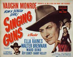 Singing Guns VIDEO of Singing Guns -1950- Western …