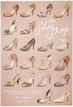 #newsletter BHLDN 04.2014 Have you found your sole-mate?
