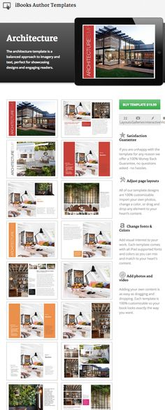 11 Best iBooks Author Templates images Author, My books, Writers