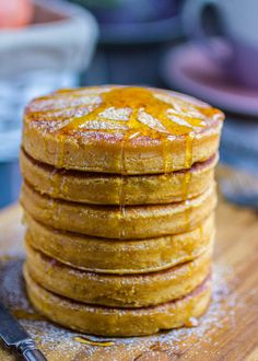 if you bake it, they will come (sweet potato pancakes click here for recipe)