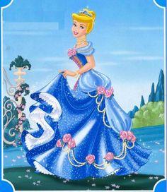 A Princess - Disney Princess Cinderella