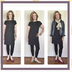 MeginTime: My Working Mom Winter Uniform: Tunic and Leggings