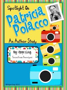 Patricia Polacco is now one of my favorite authors to study with my students. Her stories really challenge and inspire young thinke...