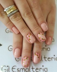 The Best Nail Art Designs – Your Beautiful Nails Nail Art Designs, Simple Nail Designs, Pedicure Designs, Spring Nail Art, Spring Nails, Trendy Nails, Cute Nails, Acrylic Nails, Gel Nails