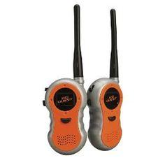 spy gear walkie talkies instructions