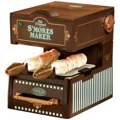 I pinned this Old Fashioned S'Mores Maker from the Nostalgia Electrics event at Joss and Main!