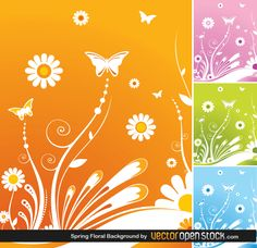 38 best floral background images in 2018 floral backgrounds