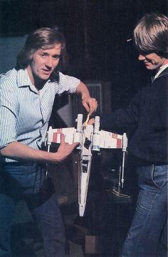 The Making of STAR WARS (1977) | album 4 of 4 - Album on Imgur
