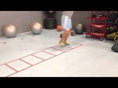 Advanced Speed Ladder Drills
