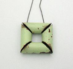 jewellery : pendant : anne achenbach / rosa klapprad serie