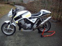 HONDA CB 500 - Ta moto