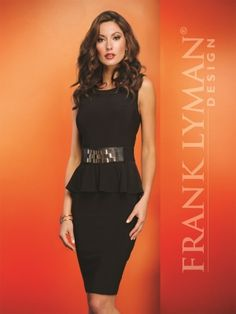 Fashion Damenbekleidung Online Shop : 2016 Frank Lyman Kleid