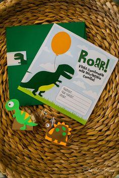 Bella Fiore Decoração de Eventos: Kit Festa Pronta - Tema Dinossauros