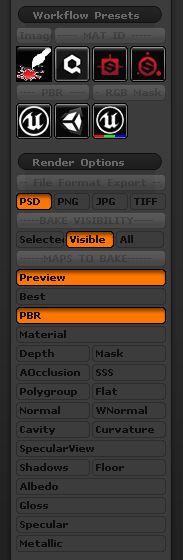 [DEV] ZGameTools - Texturing, Baking, Rendering Zbrush Plugins - polycount