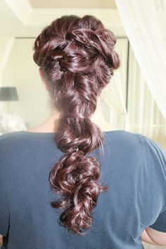 Beautiful hair! plan on doing this with mine someday
