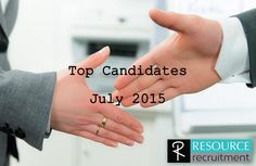 Take a look at our July Top Candidates  http://2r.co.za/july-2015-top-candidates-2/ email us at kirsten@2r.co.za