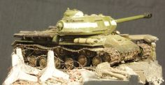 Dioramas and Vignettes: Tanks over Spree, photo #4
