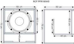 Hasil gambar untuk rcf esw 1018 plan