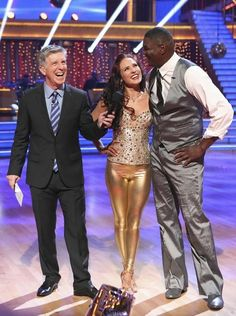 Sharna Burgess &  Keyshawn Johnson Dancing With the Stars  -  Samba   -  9/23/13