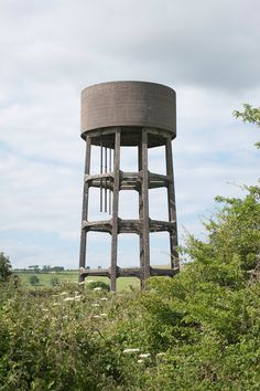 Jamie Young - Water Towers of Ireland