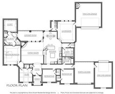 House plans designed and drawn for builders and individuals. Plans selected from plan books or designed from scratch. Custom Residential house plans drawn for permits and construction. Texas House Plans, New House Plans, Dream House Plans, House Floor Plans, Dream Houses, Modular Home Plans, Modular Homes, Southern Homes, Texas Homes