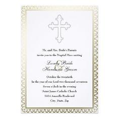 177 Best Catholic Wedding Invitations Images Catholic Marriage
