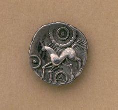 Coin - Silver Celtic Iceni Unit