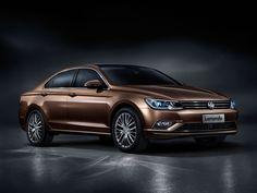 2015 Volkswagen Lamando (Chinese spec)